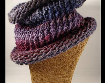Soft and warm Snood/cowl