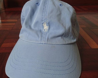 Polo Ralph Lauren cap (leather strap)