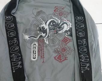 Dog Town hoodie/ windbreaker/ jacket rare design