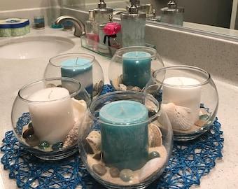 Sea Breeze candles