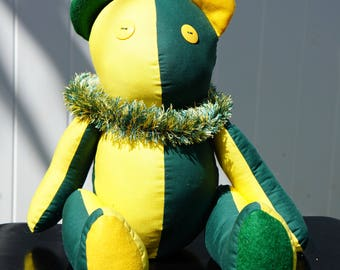 Green & Yellow Bear