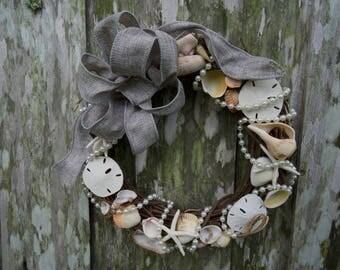 Washed Ashore Wreath