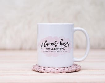 Planner Boss Collective Mug // Gift For Her, Planner Gift, Mother's Day Gift