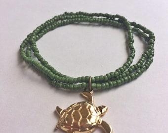 Honu Charm Bracelet