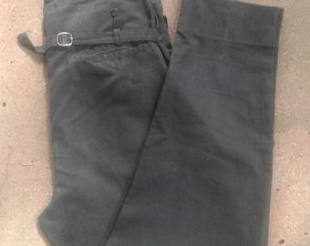 Mens 1980's Vintage Inspired Pants