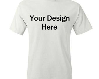 Custom T-Shirt One Color
