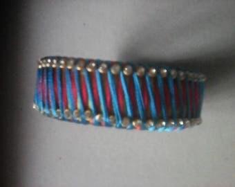 Silk thread jwellery