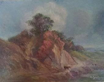 Mountain landscape by Igor Ignatiev