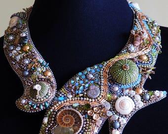 Deep Sea Odyssey necklace