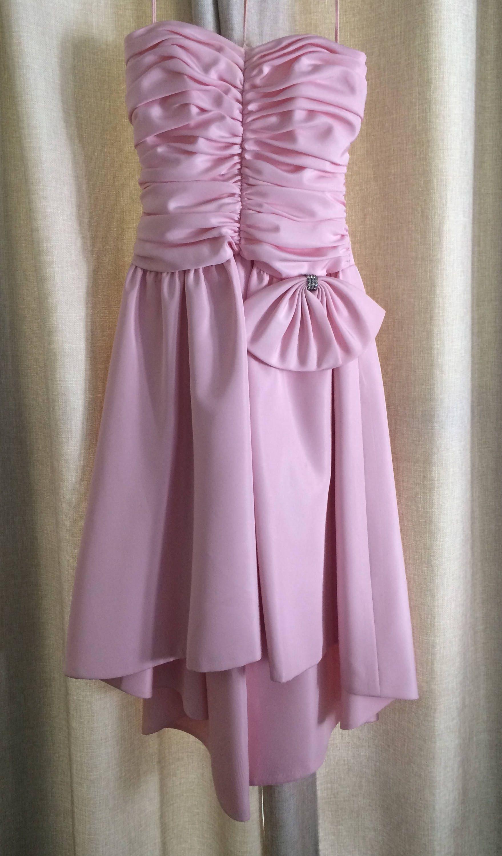 Encantador Eighties Bridesmaid Dresses Ideas Ornamento Elaboración ...