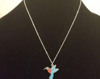 Southwestern Turquoise Bird