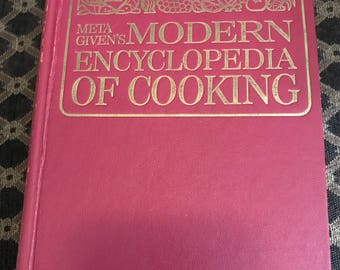 Meta-givens modern encyclopedia of cooking