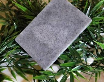 Activated Charcoal Goat Milk Bar Soap
