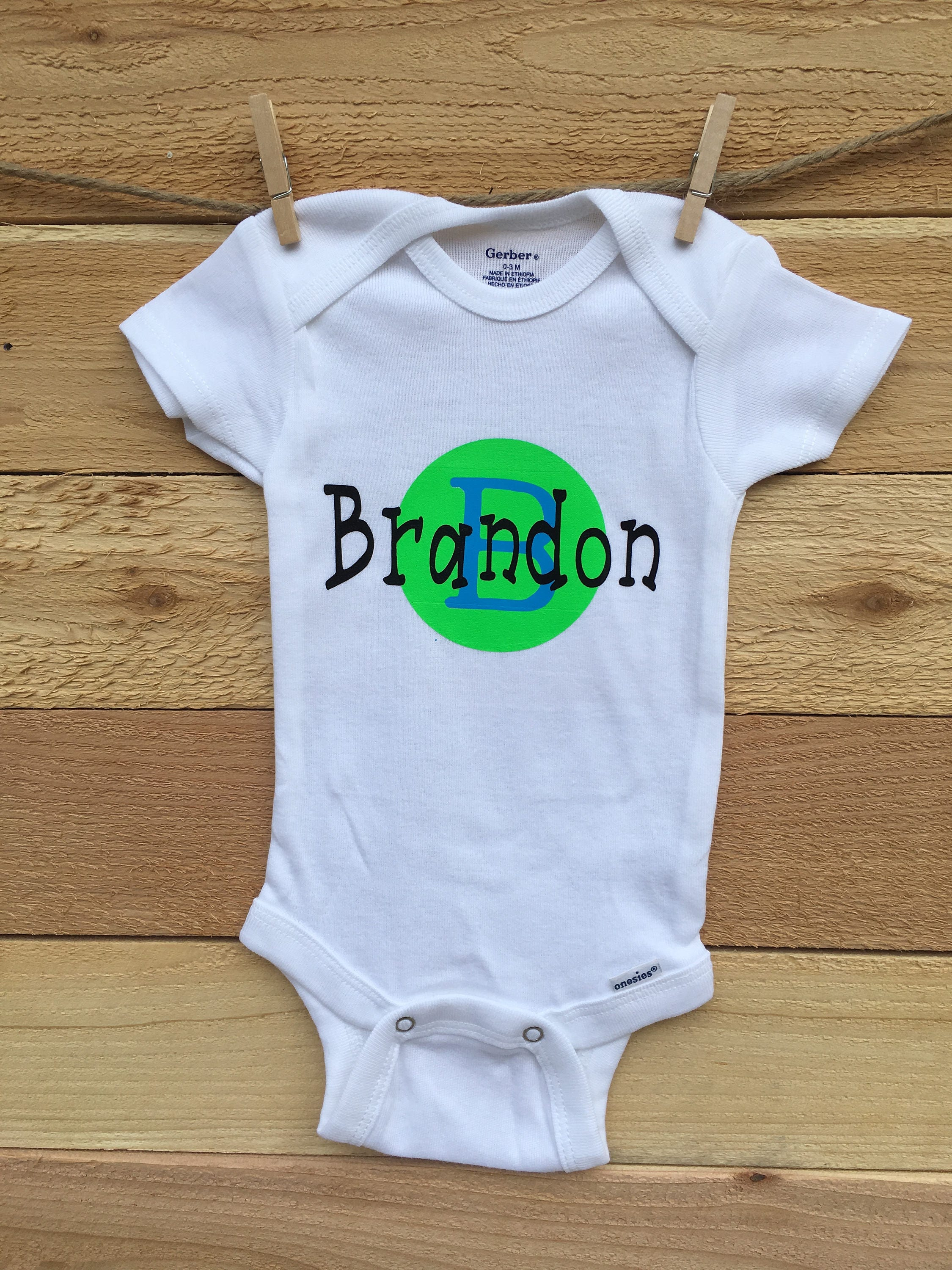 Baby Boys Clothing