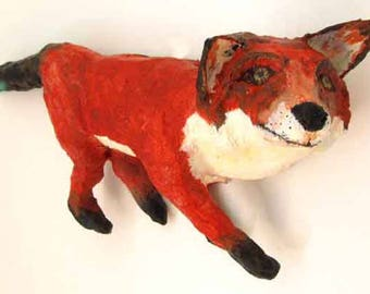Red Fox Wall Art