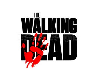 The Walking Dead SVG, PNG