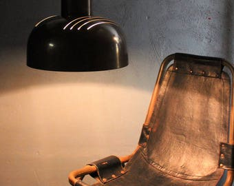 Vintage pendant light lamp Scandinavian Dutch Herda dijkstra raak