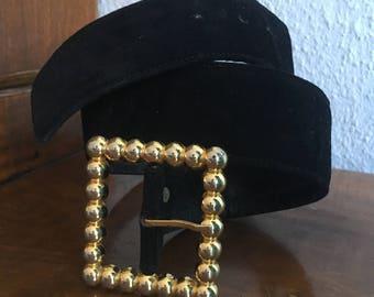 MAUD DEFOSSEZ Haute Couture Vintage Belt
