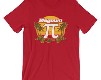 magnum pi shorts etsy