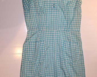 60's house dress