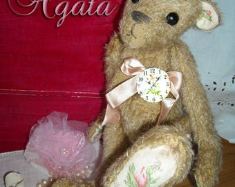 Teddy bear AGATA