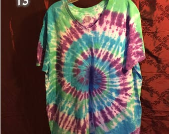 Tie-Dyed T-shirt