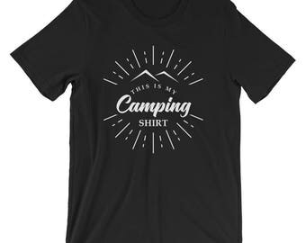 This is My Camping Shirt