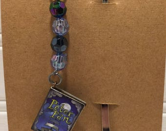 Peter Pan bookmark