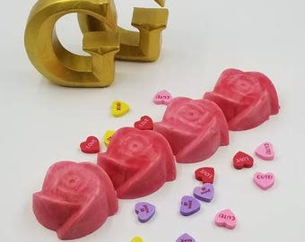 Valentine's Relaxing Bath Bombs