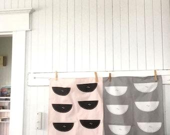 Linen pasta tongs
