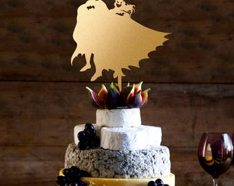 batman and batgirl wedding cake topper batman cake topper etsy 11113