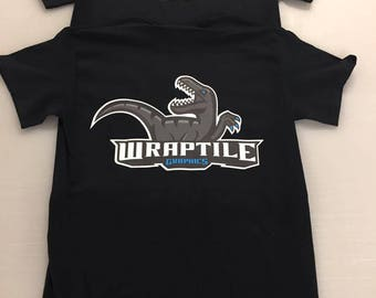 Wraptile Graphics T-Shirt