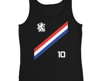 The Netherlands Ladies' Tank Top Dutch