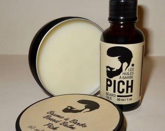 Duo beard balm & beard oil