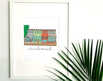 Richmond Print