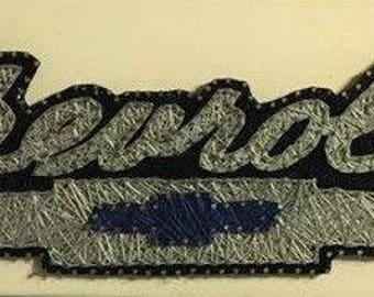 Chevrolet Custom Chevy Logo