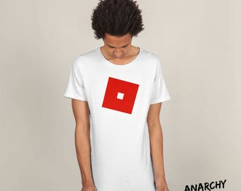 Roblox Cube Icon Logo Square T-shirt Image, Instant Download, Printable Sticker, Iron on transfer, Digital File, Gift,