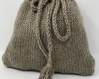 Soft Drawstring Pouch