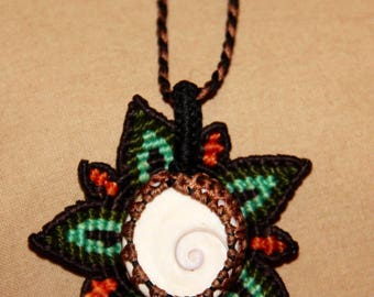 SHIVA Flower Necklace