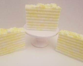 Coconut Lemongrass Bar Soap