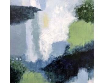 Original acrylic painting on canvas, 50*40cm