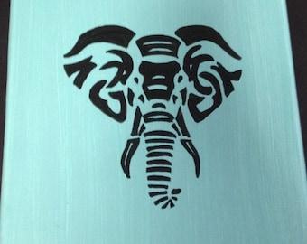 Elephant Tribal painting