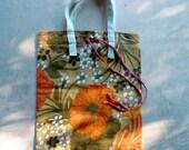 Shopping bag - Bulk - floral motif