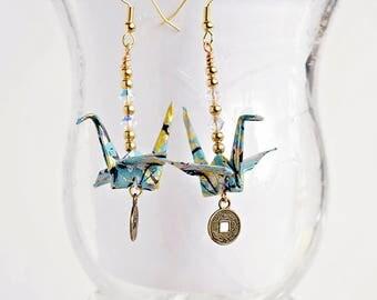 Romantic earrings for wife| Bohemian earrings for women| Blue jewelry for friends| Girlfriend blue jewelry| Blue jewelry gift ideas