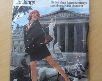 Vintage Kunert seamfree stockings