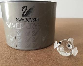 Swarovski Crystal Blowfish, Mini - 7644 020