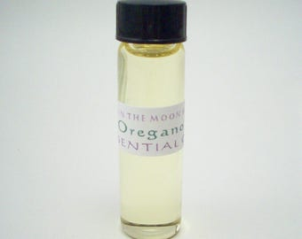 Oregano Essential Oil - Pure Undiluted Origanum vulgare - Solar Plexus Chakra Balancing Oil - Aromatherapy Diffuser Oil  - Natural Cleaner