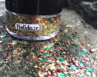 Cosmic Sparkles Glitter Gel - For glitter beard, face, cyber buns, and more!