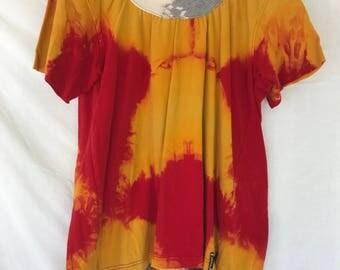 Colorwash Knit Top S/M