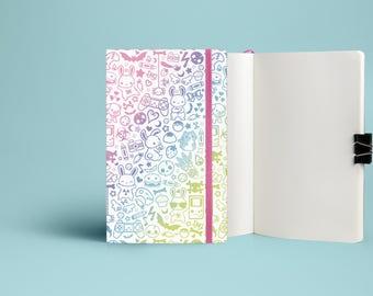 Tainted Sweets Sketchbook
